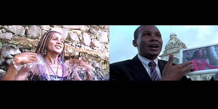 """vídeo """"Sérgio e Simone"""", 2007-2014, vídeo 20'38"""", de Virginia de Medeiros"""