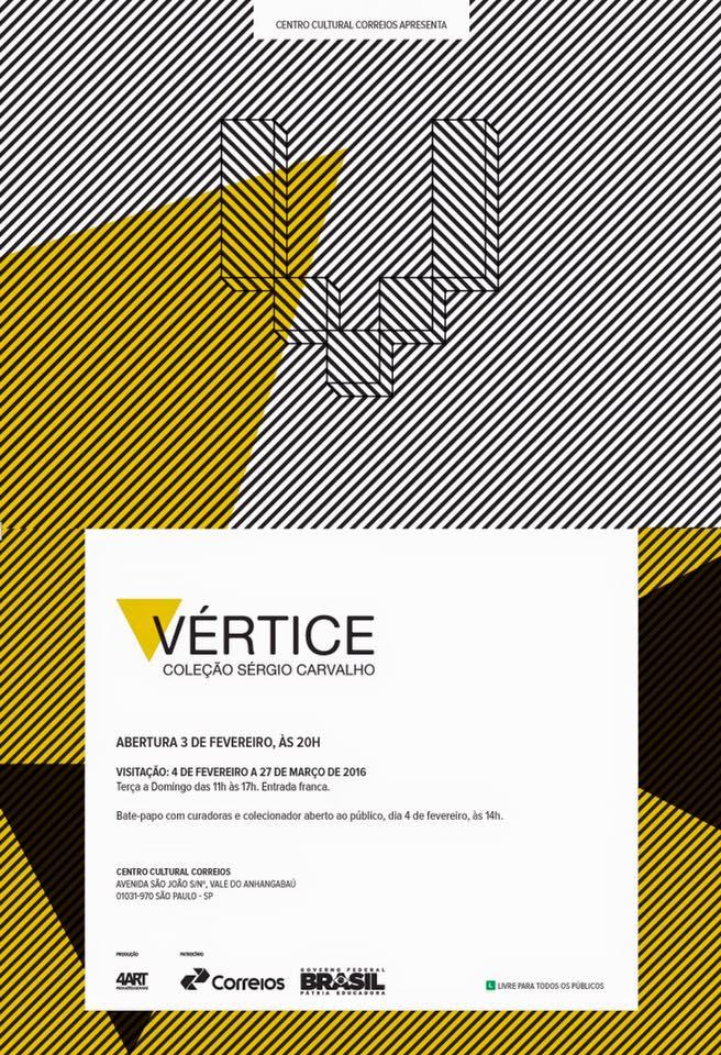 Convite Vértice SP