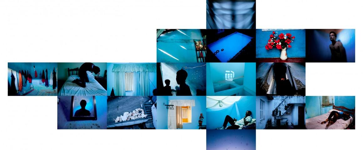 João Castilho - Hotel Tropical azul