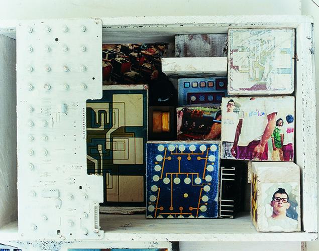 """""""Máquina de escrever música"""", 2001"""