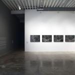 """""""Em Profundidade (campos minados) #02"""" - Série Colômbia, vista da exibição na Cisneros Fontanals Art Foundation, Miami, EUA, 2015"""