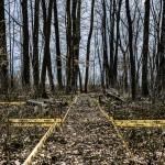 """""""Em Profundidade (campos minados) #03"""" - Série Bósnia, pesquisa em andamento, Comunidade de Obudovac, município de Šamac, BiH, 9 impressões de larga escala, trabalho em"""